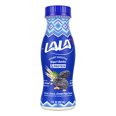 Prune Cereal LALA® Yogurt Smoothie